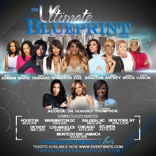 The ultimate blueprint tour with vivica fox wendy raquel and more the new year will start off right as we are pleased to announce the ultimate blueprint malvernweather Gallery