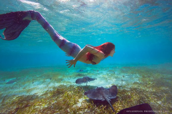 Sirenalia, an Austin, Texas based mermaid production company, is throwing a tropical mermaid retreat in Caye Caulker, Belize on February ...