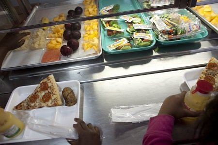 The Trump administration is scaling back school meal nutritional requirements set by the Obama White House in 2012.