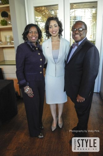 Council Member Amanda Edwards Reception Houston Style Magazine Urban Weekly Newspaper