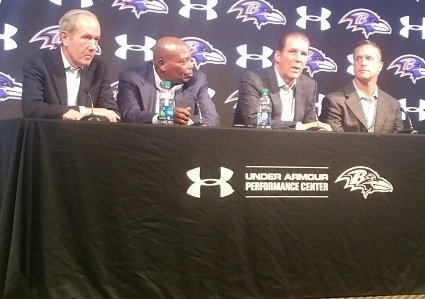 If there was one key word from the Baltimore Ravens year end press conference, it was the word continuity. Ravens ...