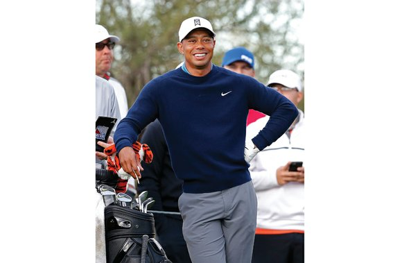 Ten days after Tiger Woods turned 24, he picked up his 16th career PGA Tour victory by beating Ernie Els ...