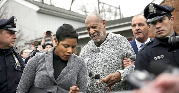 Bill Cosby, a cultural icon who once stood among America's most beloved figures, suffered the latest and most serious blow ...