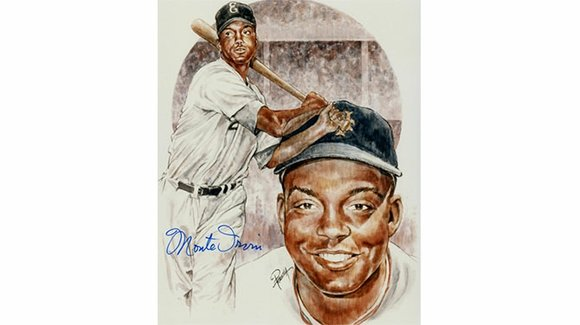 Irvin was 30 when he joined the Giants in 1949, two years after Jackie Robinson broke the color barrier.