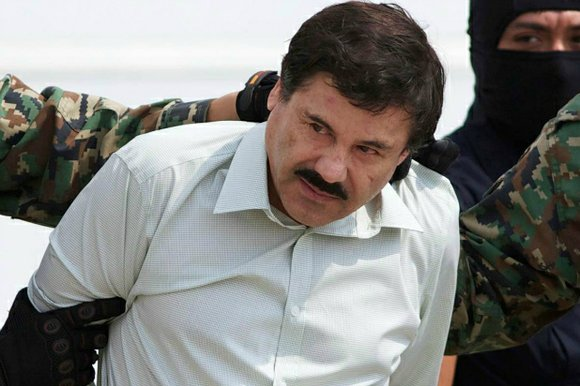 "Documents filed Monday by court-appointed defense attorneys representing drug kingpin Joaquin ""El Chapo"" Guzman offered a glimpse into his isolated ..."