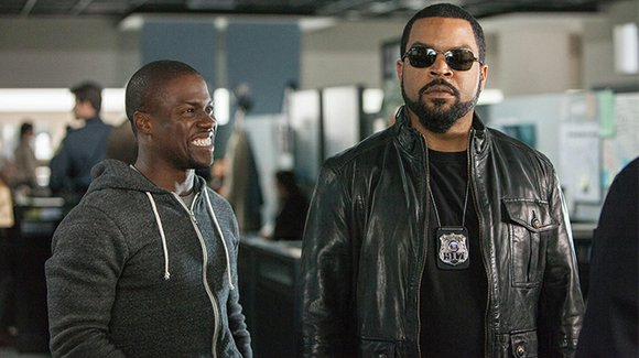 "Kevin Hart and Ice Cube will ride again in ""Ride Along 2."""
