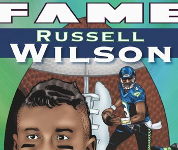 Comic and sports lovers are celebrating a new comic book focusing on Seattle Seahawks Quarterback Russell Wilson as the team's ...