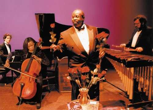 Jazz greats Duke Ellington, Thelonious Monk and Charles Mingus, as well as composers Jeffery Mumford and George Walker, will be ...