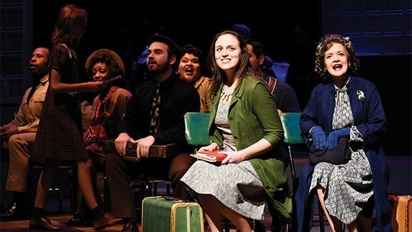 A gem of a show is on stage at the Boston Center for the Arts through February 6: The SpeakEasy ...