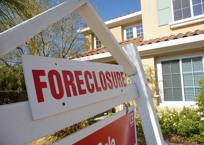 Affluence is no antidote to foreclosure.