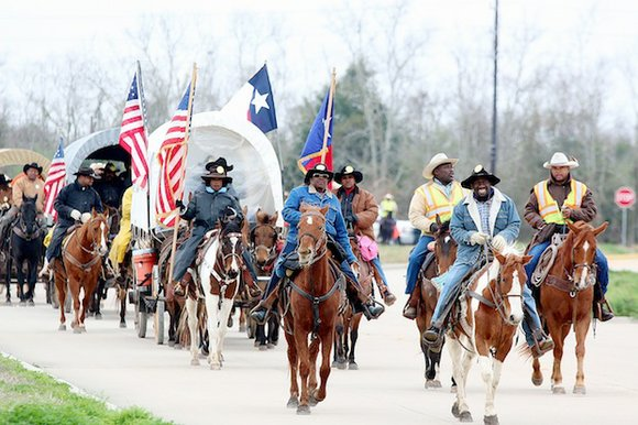 As central as the Houston Livestock Show and Rodeo is to the identity of Houston and her citizens, the trail ...