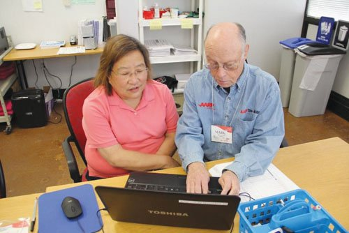 IRS-certified volunteers are available again this year to help low and middle income families file tax returns and get the ...