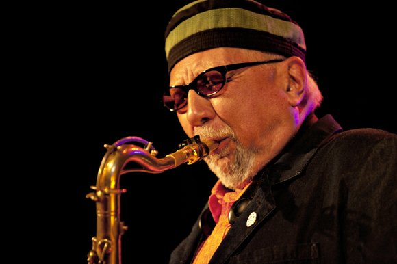"""In 1965, when Charles Lloyd recorded his first album, """"Dream Weaver"""" (Atlantic Records), as a leader he was already acknowledged ..."""