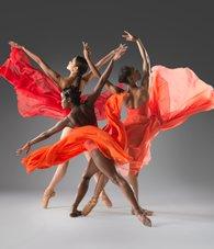 DTH Studio Artists Emiko Flanagan, Ingrid Silva and Jenelle Figgins