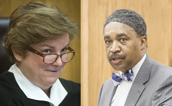 The fate of Virginia Supreme Court Justice Jane Marum Roush is expected to be determined this week, with expectations that ...