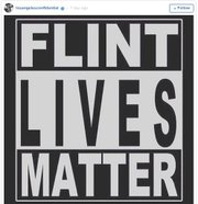 I put up $1,000,000 yesterday for water in flint but even that won't be enough being that it will only provide 9-10 bottles per person a day just to barely get to the next day... The population is a bit over 100,000 so what we're donating is all good but it won't last forever & will be consumed in just weeks.... This situation isn't about who has the most money or who's getting the biggest media coverage, it's about bringing awareness to this tragedy to the millions of people on the outside looking in on flint Michigan wondering how to help. It's about not one person trying to make a difference but everyone pulling their resources together and doing what's best for the community of Flint, making sure that the dollars set in place to actually help Flint not only gets to Flint but gets there in a timely manner. It's not just about giving water away but the make up of the whole process, from workers bottling useable water, to trucking companies delivering water down to the people who takes the water when it's time to distribute the water. It's a whole big picture people don't see. If I give 1000 cases of water away and 200 get into the hands of a person who truely isn't in need and is just taking water because it's free, then those people are just as big as the problem. Or if someone donates money for water but the company who gets money donation knows that realistically they can't get water to flint for several days or weeks then that company is part of the problem. That's why I choose to team @therobinhoodproject up with @avitawater through @moneygangworldwide. They are for 1, a Michigan based company only hours away from Flint Michigan so getting water to Flint is no problem. It's also very important that all donations touch the community of Flint. It's a underlying problem bigger than the water itself and people need to see and understand that..... when they are trying to figure out what roll they can play in this situation... If you want a trustworthy charity orga