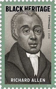Richard Allen, the founder of the African Methodist Episcopal church and its first bishop, will be honored by the United ...