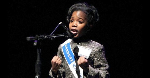 Lyriq Turner, a fifth-grader at Charles Rice Learning Center, took the top spot in the 24th annual Gardere MLK Jr. ...
