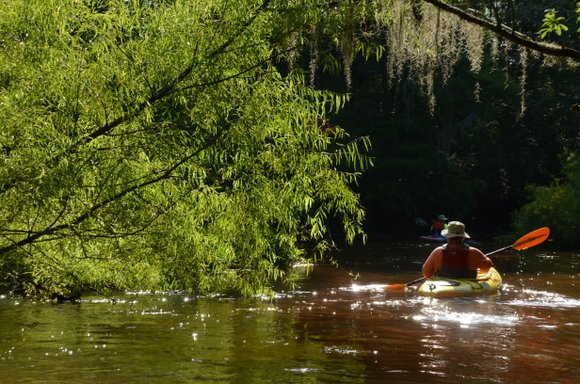 Canoeists and kayakers can start signing up for Paddle Georgia 2016, the country's largest weeklong river camping adventure from Dalton ...