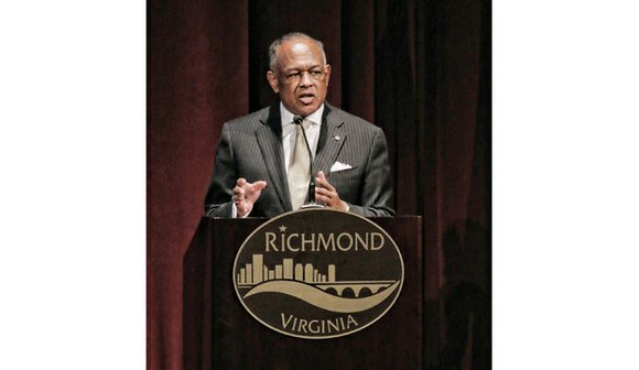 Raise taxes or cut services. Those, said Mayor Dwight C. Jones, are about the only options Richmond has if it ...