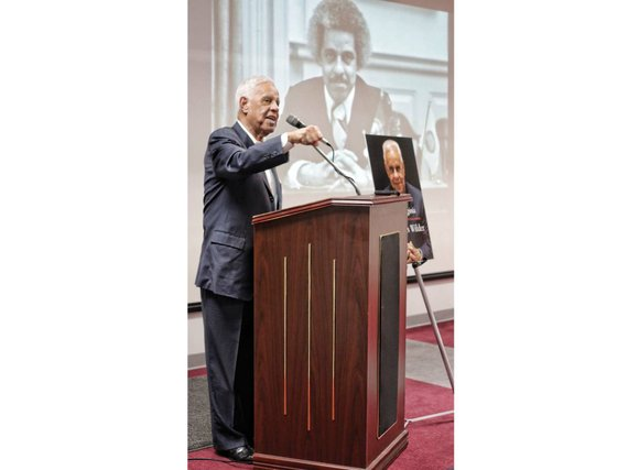 Former Virginia Gov. L. Douglas Wilder — the nation's first elected African-American governor and one-time Democratic presidential candidate — issued ...
