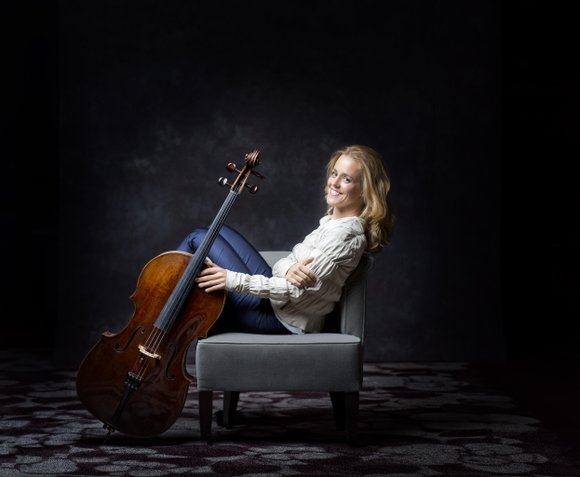 Sol Gabetta, one of the world's most renowned cellists, will join the Houston Symphony under the direction of guest conductor ...