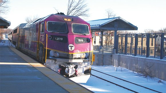 An important piece of the Fairmount Line improvements hinged on acquiring diesel multiple unit trains, which were scheduled for rollout ...