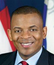 U.S. Secretary of Transportation Anthony Foxx