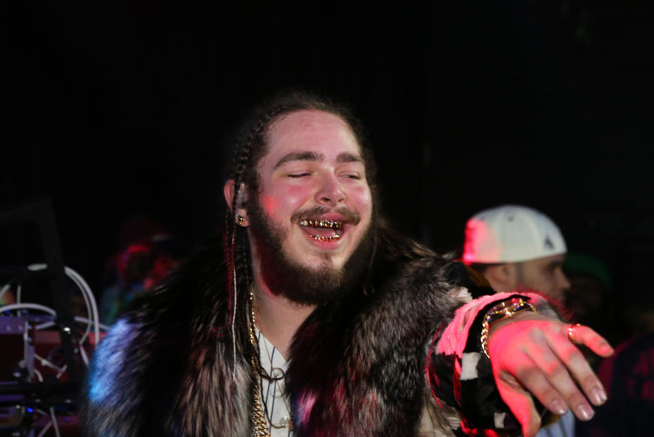 Post Malone Amp Fetty Wap Prove Their Stardom At Irving
