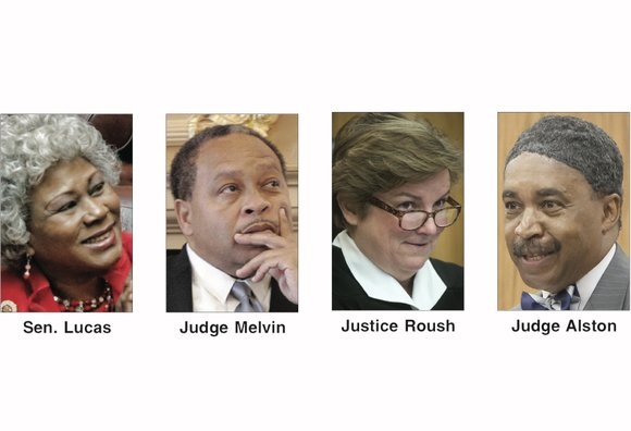 Judge Rossie D. Alston Jr. is still one Senate vote short of winning a General Assembly election that would move ...