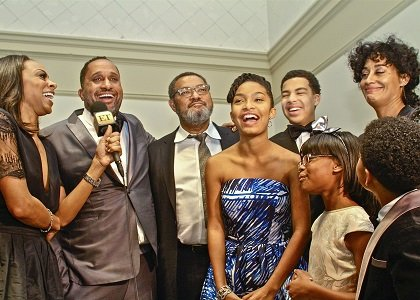 The 47th annual NAACP Image Awards was a hit at the Pasadena Civic Auditorium in Pasadena, Calif., as Black entertainers ...
