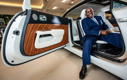 Thomas A. Moorehead is CEO and President of Rolls-Royce Motor Cars Sterling, and also owns the BMW-Mini dealership in Sterling as well as Harley Davidson Washington DC.