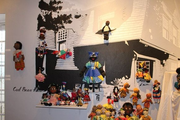 On Saturday, February 13, 2016, the 35th Annual Black Doll Show at the William Grant Stills Art Center in the ...