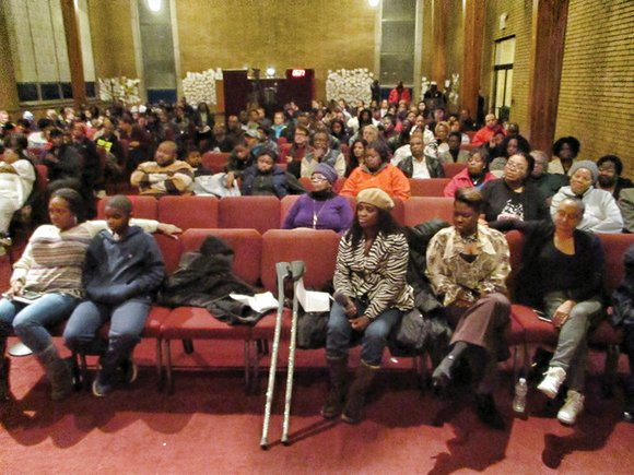 As nearly 400 people met at an East End church last week to discuss solutions to stem the tide of ...