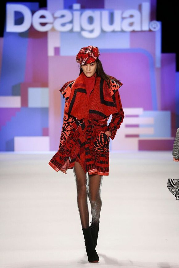 Cold temperatures helped keep fashion folks moving quickly from show to show all over New York City this week.