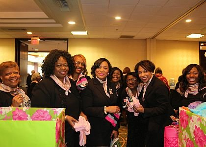 Alpha Kappa Alpha sorority members in the region recently celebrated its Founder's Day at the Crowne Plaza Hotel in Cherry ...