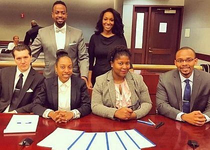 As the nation responds to racially charged social unrest, aspiring attorneys at Rutgers are proving their exceptional trial skills by ...