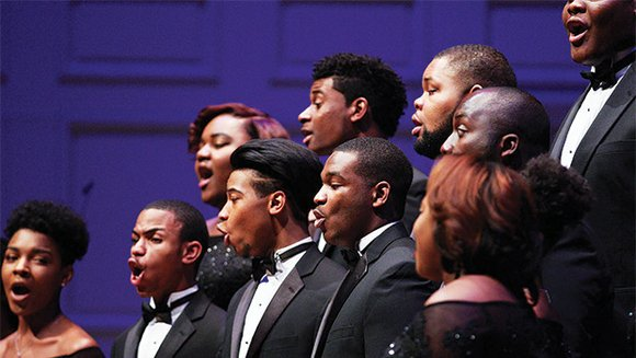 Celebrating Fisk University's 150th anniversary and the Fisk Jubilee Singers legacy in African-American music, Berklee College of Music presented a ...