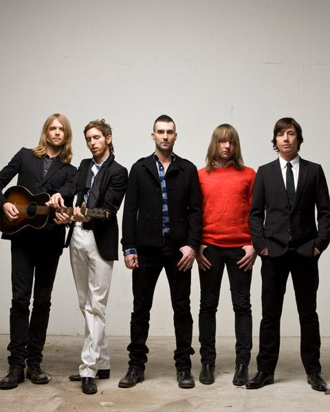 Maroon 5 Performance from Capital One JamFest® Will Be Featured During the iHeartRadio Music Awards, Airing Live from Los Angeles ...