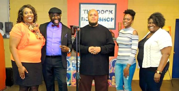 The 15th annual Fort Worth Poetry Slam, hosted by Fort Worth Grand Slam champion and two-time National Slam semi-finalist Chuck ...