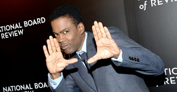 Guests at the first American Black Film Festival Honors are ready for Chris Rock to shake up the Oscars.