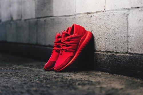 3c13d008a641 Adidas Originals Drops An All-Red Tubular Nova