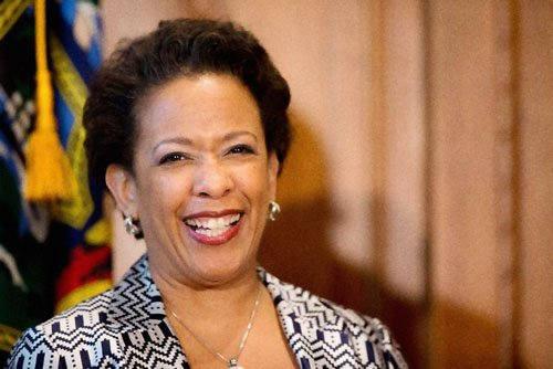 Loretta E. Lynch has set a full schedule with stops at George Middle School the Blazers Boys and Girls Club.
