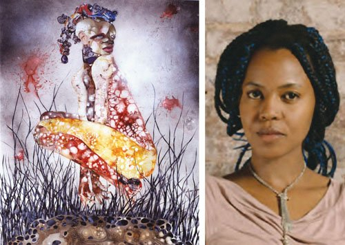 Works by New York-based artist and Kenyan native Wangechi Mutu have achieved global acclaim for creating some of the most ...
