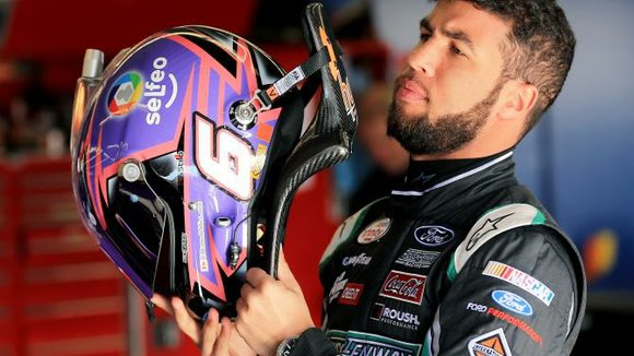 The only full-time African-American driver in a national series talked to The Root about his historic 2013 win, how he ...