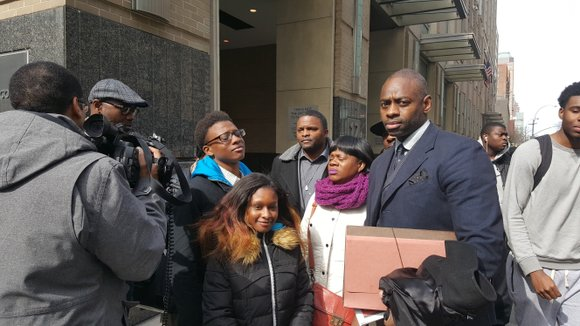At court Thursday Brooklyn D.A Ken Thompson dismissed the charges against the five teens accused of assaulting the young lady ...