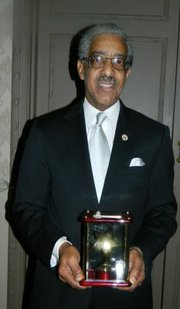 State Senator Ron Rice was honored at the Sixth Anniversary Circle of Achievement Awards gala—an annual event hosted by the African American Chamber of Commerce of New Jersey.