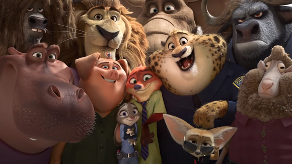 """Zootopia"" is the king of this weekend's box office jungle. The Disney animated film brought in an estimated $73.7 million ..."