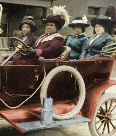 Women entrepreneurs have a powerful role model when they consider Madam C.J. Walker. One of our nation's first female self-made ...