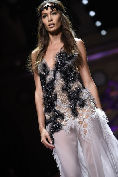Valentino Dress  Paris Fashion Week 2016.